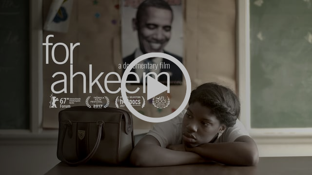"""Proud to have contributed to the supervision and clearance for the film """"For Ahkeem"""""""